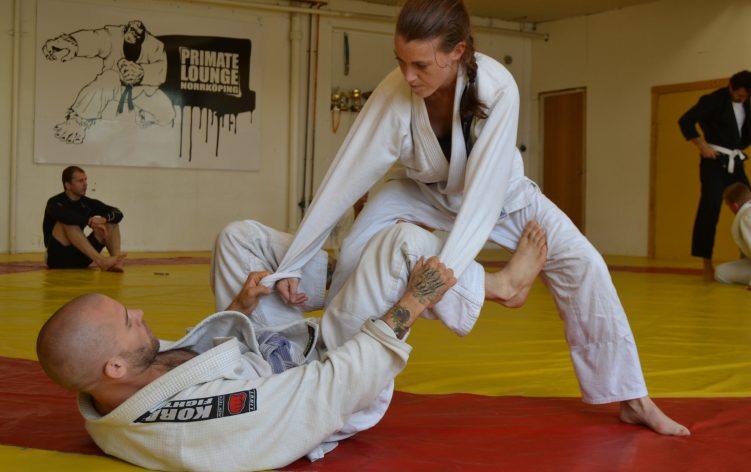 Brasiliansk Jiu-Jitsu