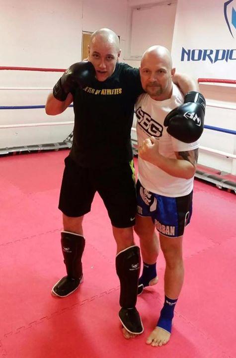 Stort grattis till vår Ingemar Löfgren som idag flyttades upp till Thaiboxning S…