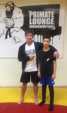 Stort grattis till vår Mohammed Hameed som idag slutförde sin Thaiboxning/MMA St…
