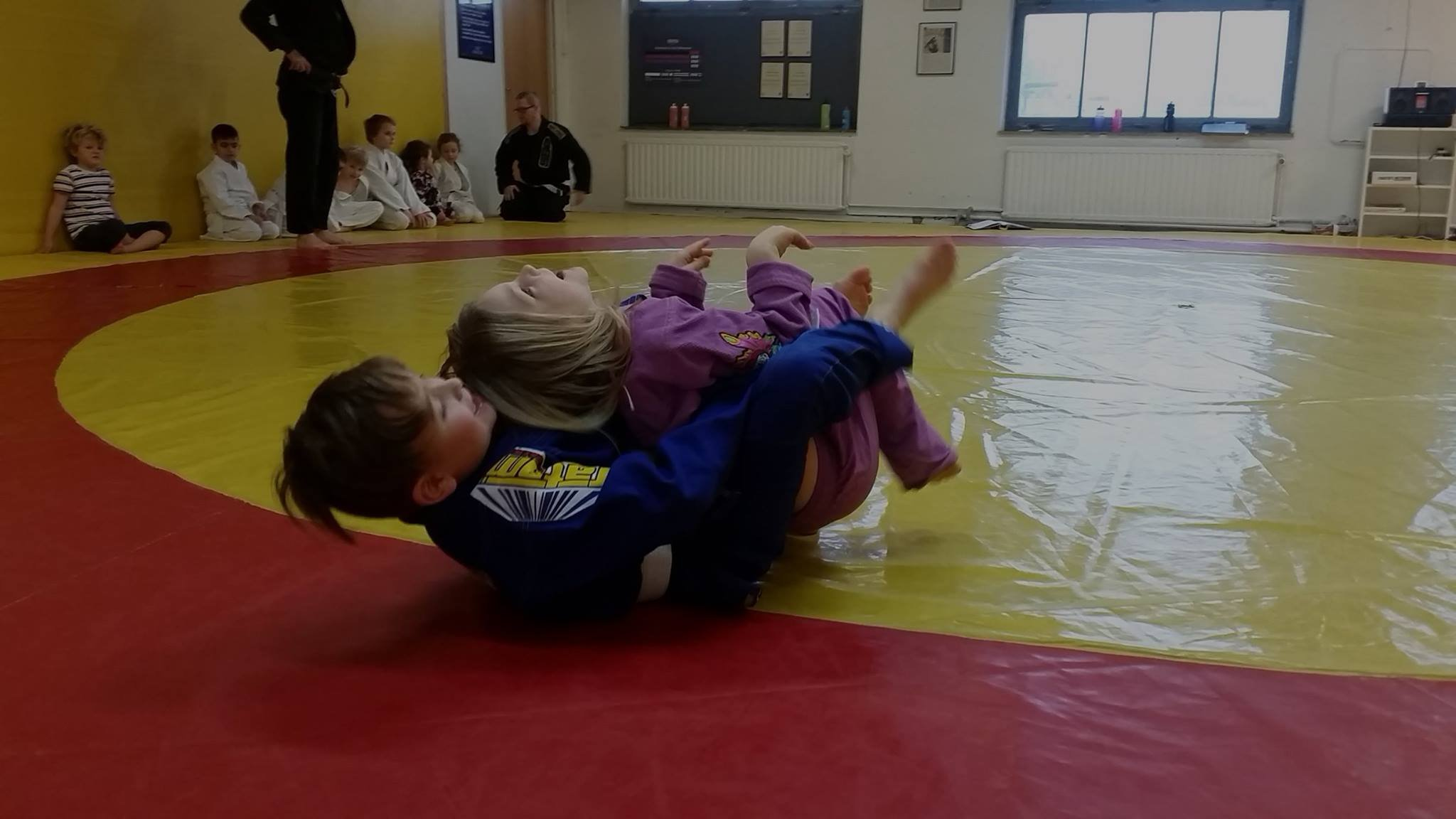 Brasiliansk Jiu-jitsu för barn & ungdomar i Norrköping – SBG Norrköping