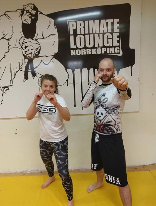 Stort grattis till Visvaldas som i Torsdags slutförde sin Thaiboxning/MMA Steg 1…