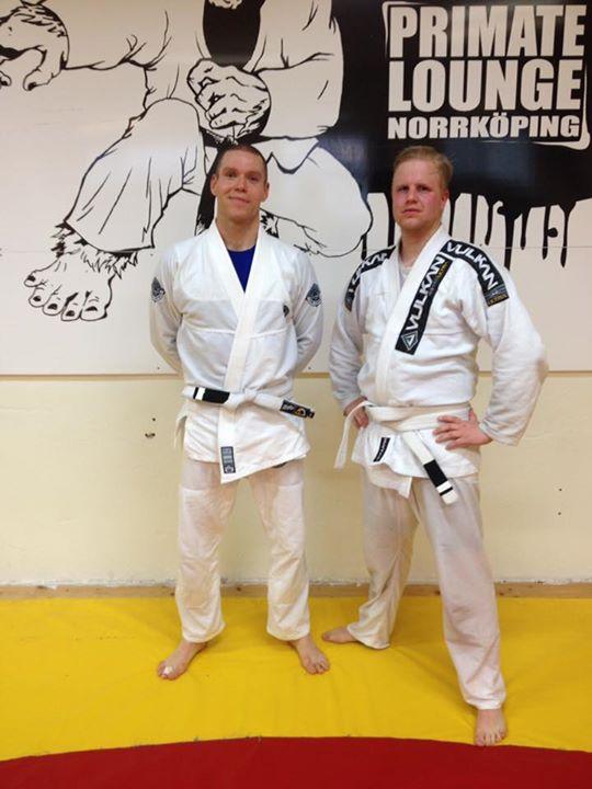 Stort grattis till Fredrik och Niklas som både fick sina första streck på det vi…