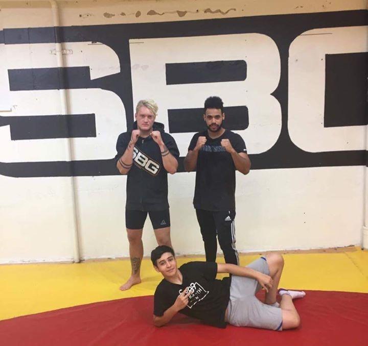 Stort grattis till våra två tränande Andreas Shabo och Brendo Souza som båda slu…