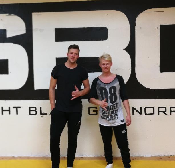 Stort grattis till Aje Boman och Gustav Lindblom som båda slutförde sin BJJ Steg…