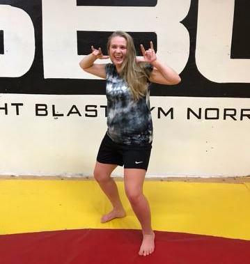 Stort grattis till Evelina Johansson som igår slutförde sin BJJ Steg 1 kurs!  My…