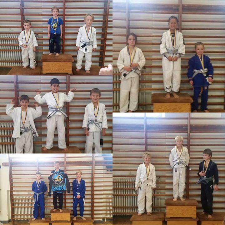 I helgen anordnade SBG Norrköping en tävling i Brasiliansk Jiu-Jitsu för barn oc…
