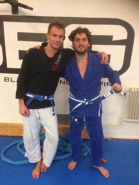 Stort grattis till Gabriel Melki och Alexander Walldén som båda fick nya streck …