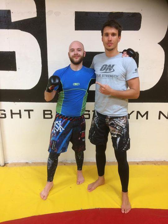Stort Grattis till vår Visvaldas Juodenas som igår slutförde sin MMA-Brottning S…
