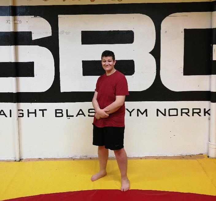 Vår Ibrahim Rather ligger inte på latsidan! Förra veckan slutförde han sin MMA/T…