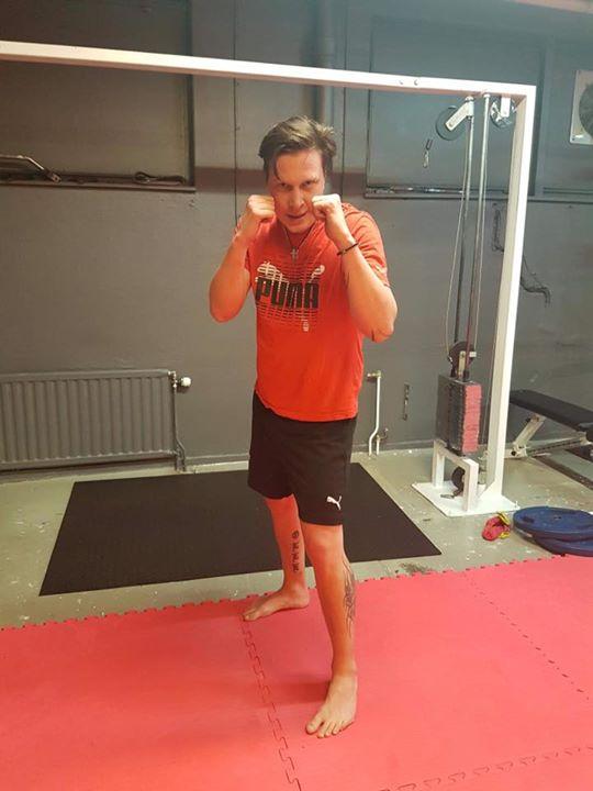 Stort grattis till Daniel Lundholm som idag slutförde sin MMA/Thaiboxning Steg 1…