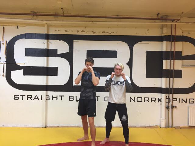 Stort grattis till Lucas Andersson som igår slutförde sin MMA/Thaiboxning Steg 1…