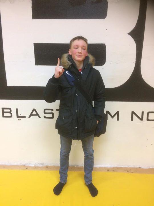 Stort grattis till vår Marcus Stefanovic Tjälve som i Torsdags slutförde sin MMA…