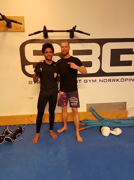 Stort grattis till Brendo som avancerar upp till steg 3 i thaiboxning.  En rikti…