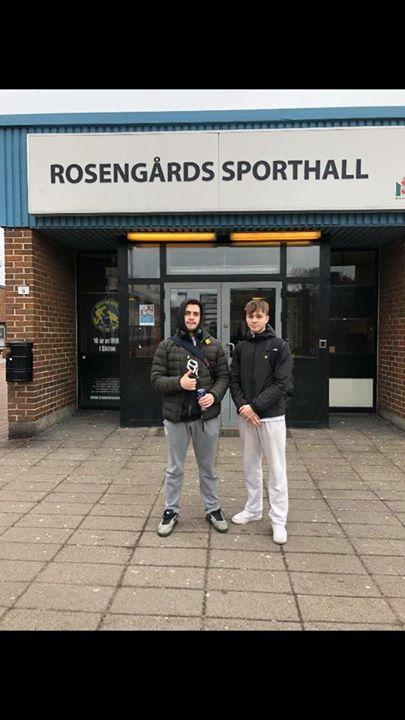 SBG Norrköping håller tävlingsångan uppe! Idag hade vi Christopher och Philip Er…