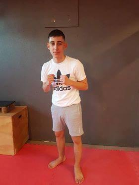 Stort grattis till Mattias Behnam som idag slutförde sin Thaiboxning/MMA Steg 1 …