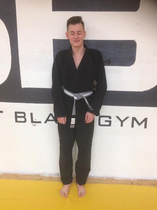 Stort grattis till vår Oliver Lyrehag som tränar i vår ungdomsgrupp för 11-13åri…