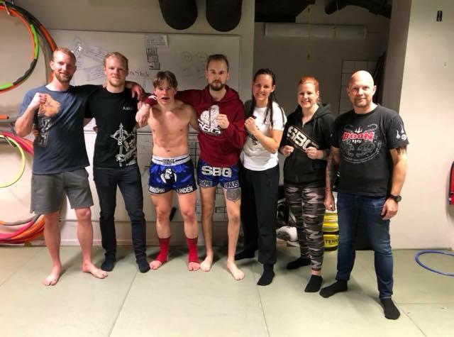 Klubben hade 5st deltagare på Slagskeppets Thaiboxningstävling i Stockholm idag….