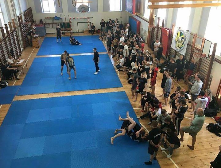 Idag arrangerade klubben deltävling nr 4 av Svenska Submission Wrestling Ligan. …