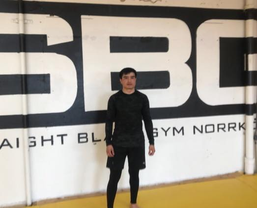 Stort grattis till vår Munawer Ali som igår flyttades upp till MMA Steg 3!  Bra …