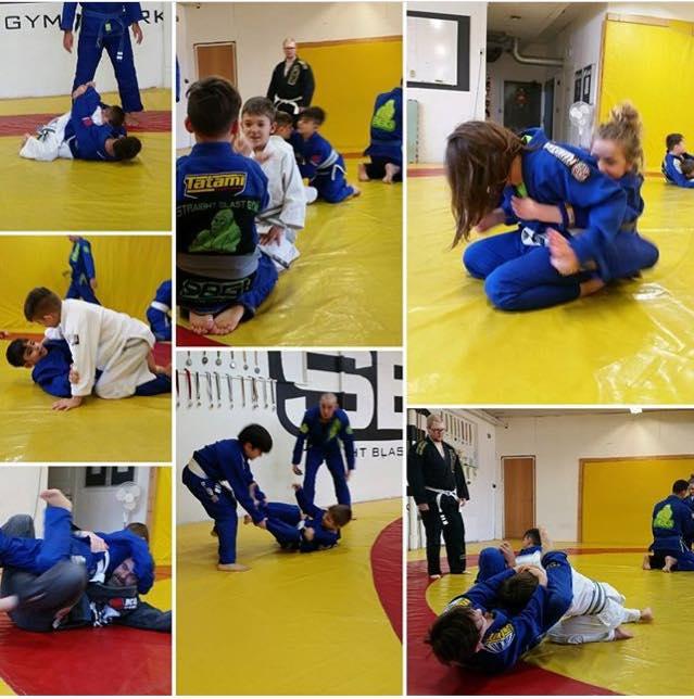 SBG Norrköping bedriver en väldigt uppskattad träning i Brasiliansk Jiu-Jitsu fö…