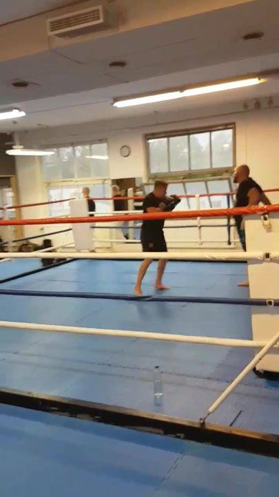 På dagens Thaiboxning Steg 2/3 pass övades det rytm! Mycket bra jobbat av alla d…