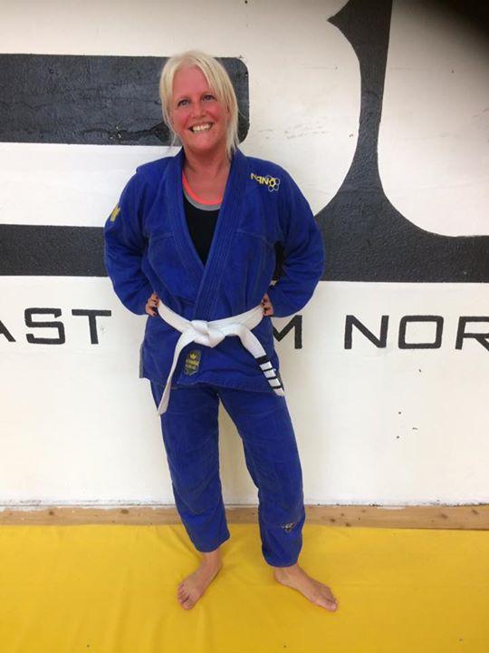 Stort grattis till vår Heidie Lindgren som idag fick sitt tredje streck på det v…