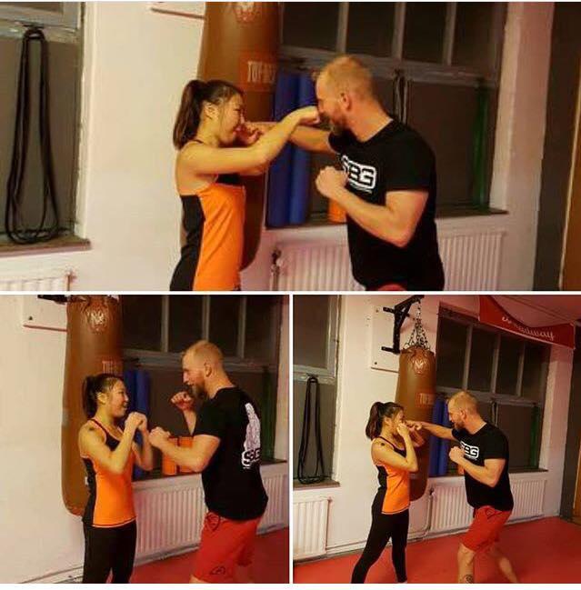 Stort grattis till Emma Dahlberg som igår slutförde sin Thaiboxning/MMA Steg 1 k…