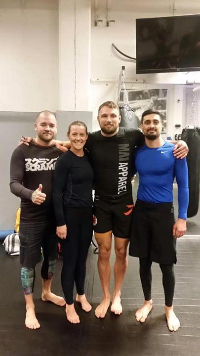 Idag var Coach Daniel, Coach Heidie och Coach Pasha i Stockholm och deltog i ett…