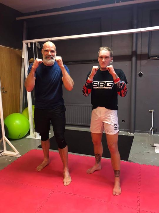 Stort grattis till Andreas Pihl som igår slutförde sin MMA/Thaiboxning Steg 1 ku…