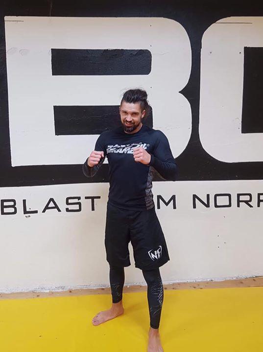 Stort grattis till Hampus Landin som i Torsdags flyttades upp till MMA-Brottning…